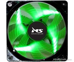 MS Industrial MS COOL 12cm LED GREEN