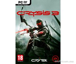 Electronic PC Crysis 3