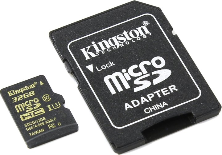 Kingston SDCG/32GB