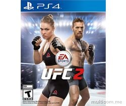 Electronic PS4 UFC 2