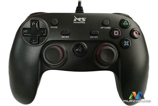 MS Industrial CONSOLE 2u1 PRO  gamepad