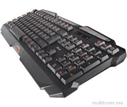 Trust GXT 280 LED Illuminated Gaming Keyboard