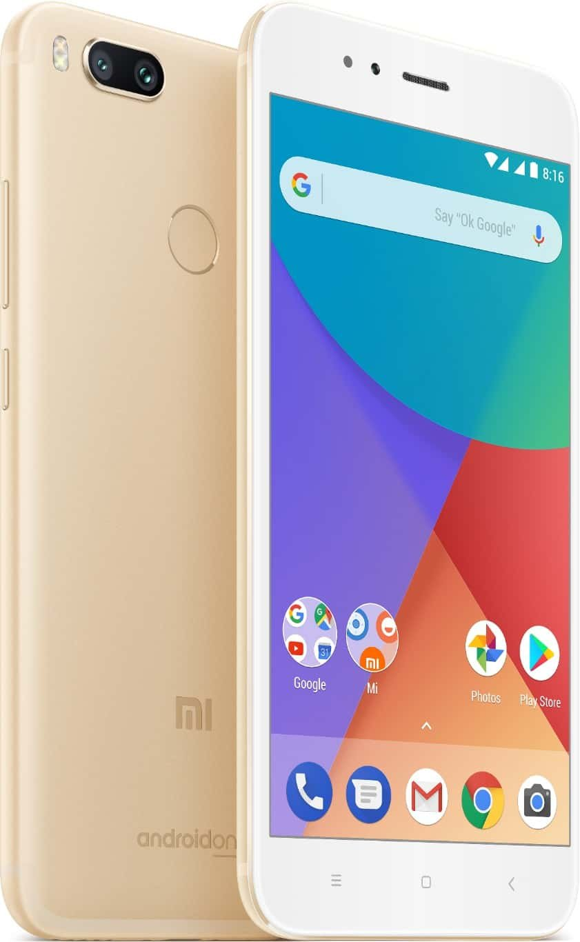 Xiaomi Mi A1 Gold EU 64GB