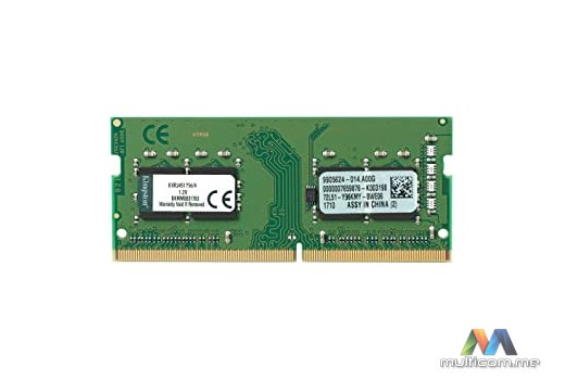 Kingston KVR24S17S6/4 Memorija za laptop