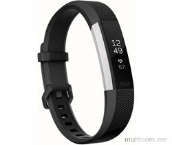 Fitbit  Alta HR Watch crna small