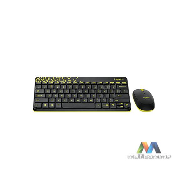03b8cb39460 Logitech MK240 NANO Tastatura - Multicom Retail Podgorica