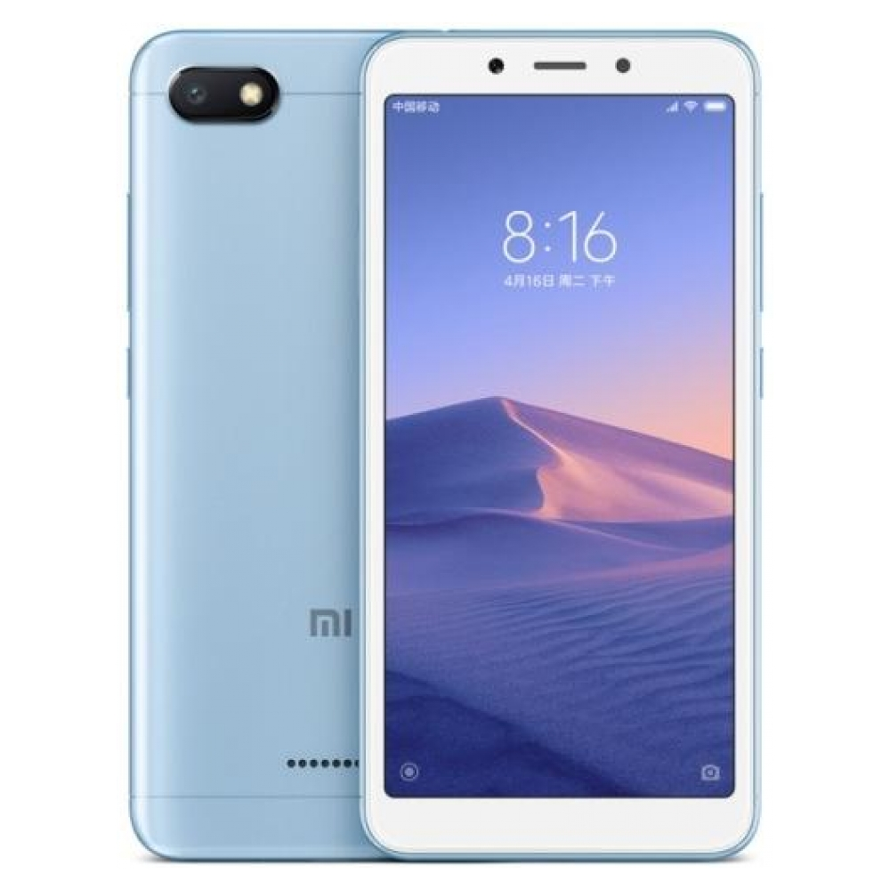 Xiaomi Redmi 6A 2GB 16GB BLUE