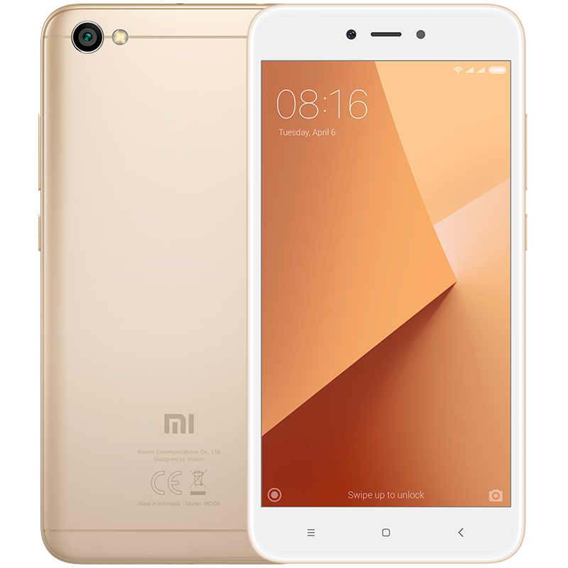 Xiaomi Redmi Note 5A 2GB 16GB GOLD