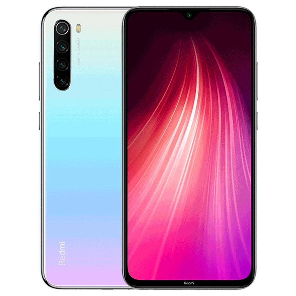 Xiaomi REDMI NOTE 8T 4GB 64GB MOONLIGHT WHITE
