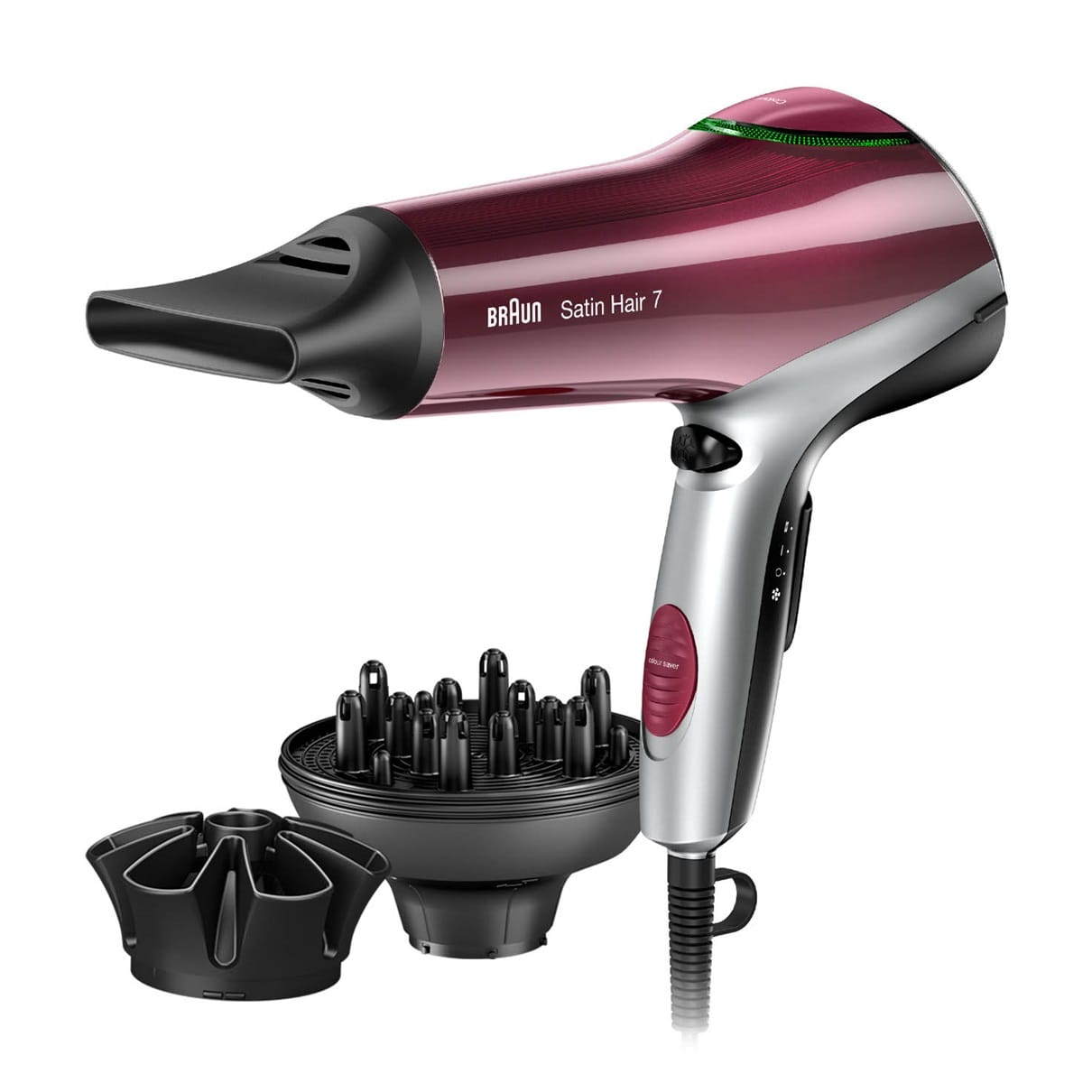 Braun Satin Hair 7 Color HD770