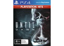 Sony PS4 Until Dawn - Playstation Hits