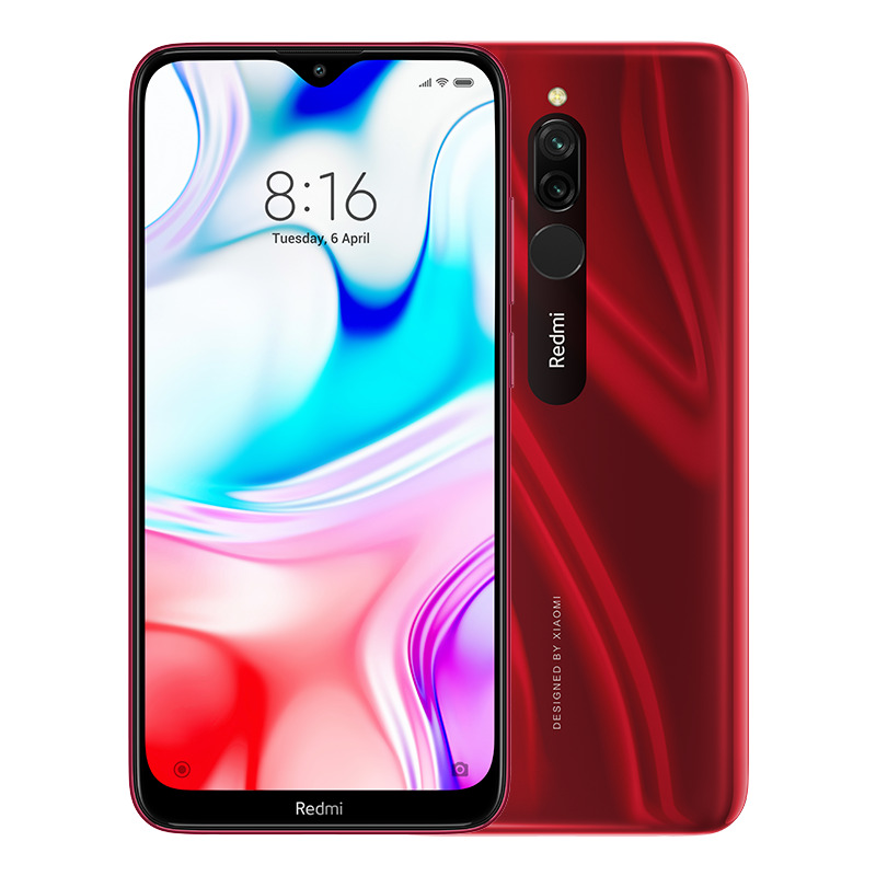 Xiaomi REDMI 8 3GB 32GB Ruby Red