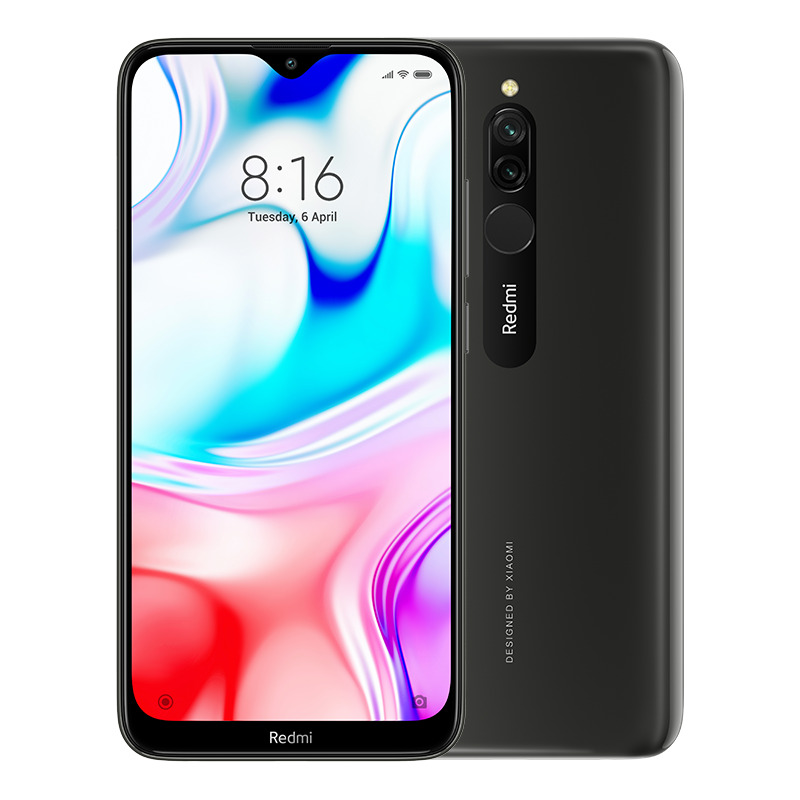Xiaomi REDMI 8 3GB 32GB Onyx Black