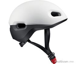 Xiaomi Mi Commuter Helmet (White and Black, M)