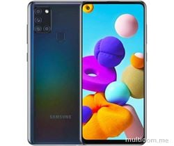 Samsung Galaxy A21s black