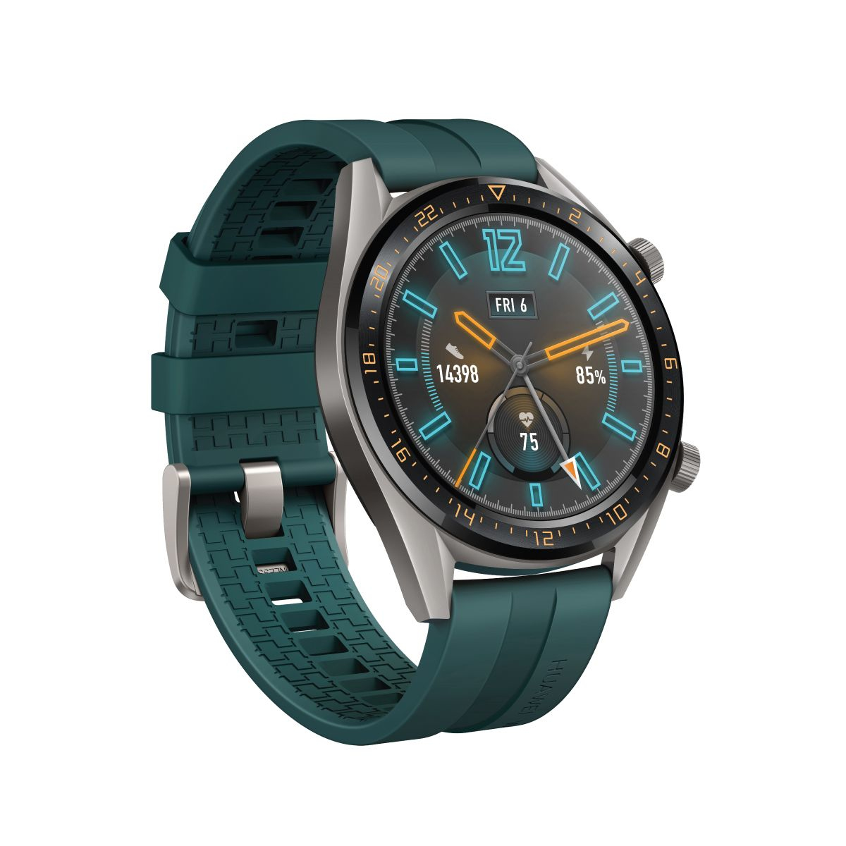 HUAWEI Watch GT Active Dark Green