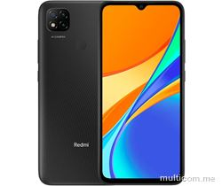 Xiaomi Redmi 9C NFC 3GB 64GB Midnight GREY