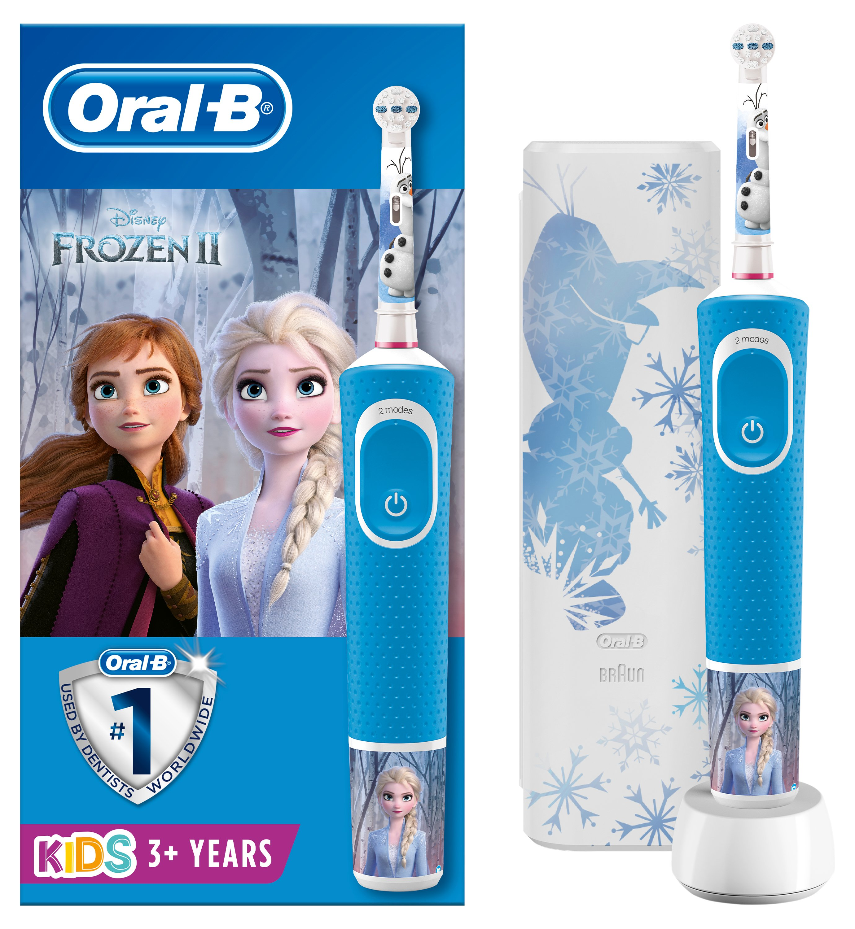 Oral B D100 Frozen Gift Limited Edition