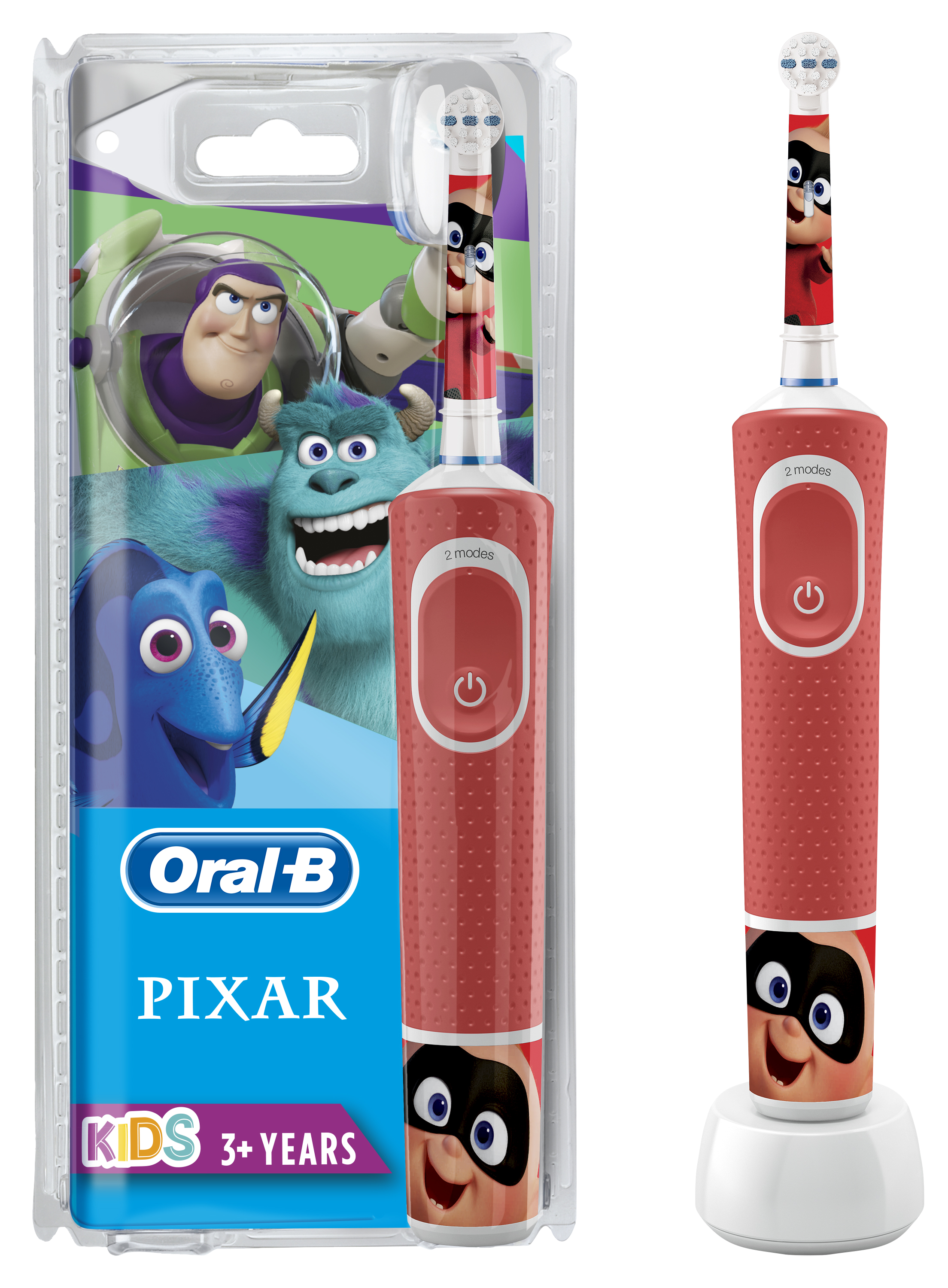 Oral B Vitality Pixar Kids special edition