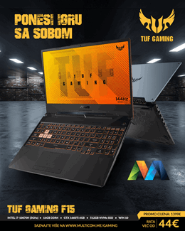 Asus TUF laptop gaming